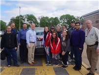 Career Tech Programs Get a Boost from Lincoln Test Drives