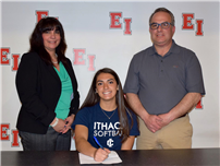 DellOrto to Play Softball for Ithaca 2