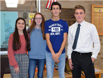 High School Students Named KIC Junior Commissioners
