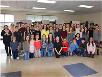 Middle School Honors 47 Champions of Character