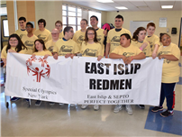 EI's 17 Student-Athletes Earn 21 Medals at Special Olympics 2