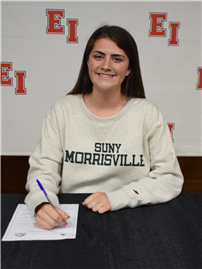Sciallo Signs with SUNY Morrisville