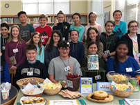Middle School Master Readers Club Kicks Off Year