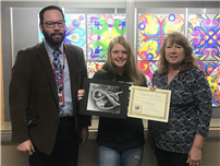 HS Photog Edel Recognized by Huntington Camera Club