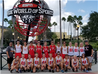 East Islip cross-country teams compete at Disney