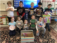 Connetquot's Birthday Boxes Bring Happiness