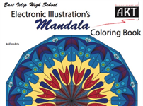 Creating a Beautiful Mandala in Electronic Illustration